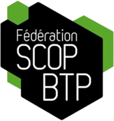 Logo federation Scop BTP